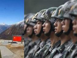 China Again Intrusion In Leh Ladakh Threatening Locals