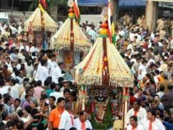 th Jagannath Rath Yatra At Ahmedabad