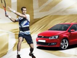 Wimbledon Title Winner Andy Murray Car Collection