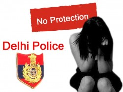 Delhi Police Brought Shame To A Girl Student