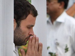 Rahul Flags Off Congress Media Conclave