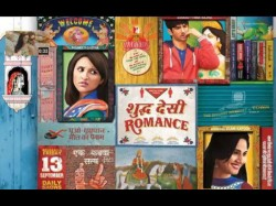 Shuddh Desi Romance Trailer Released