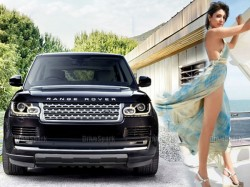 Hot Anushka Sharma Hot Ride Rang Rover