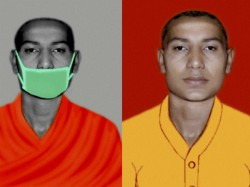 Nia Releases Sketch Of Bodh Gaya Blasts Suspect