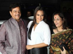 Shatrughan Wants Acting Tips From Sonakshi
