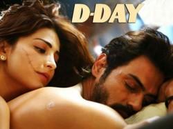 Intimate Scenes Between Shruti Arjun Usp D Day