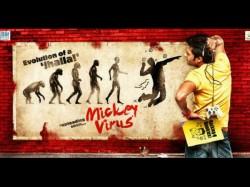 Mickey Virus Comic Thriller Film First Look