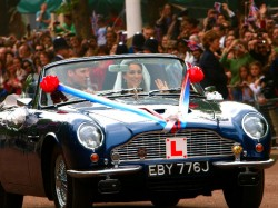 Royal Family And Their Cars