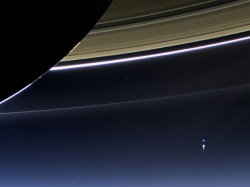 Nasa Releases Images Earth Taken Distant Spacecraft