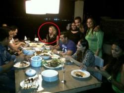 Salman Khan Spotted With Lulia Vantur