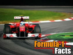 Formula 1 Facts At Glance