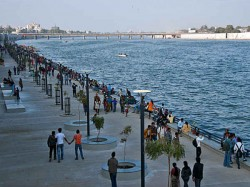Sabarmati Riverfront Food Court Will Start From 15 August
