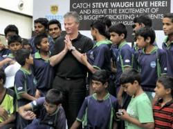 Sachin And Lara On Equal Terms Says Steve Waugh
