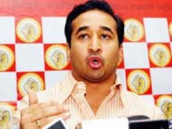 Gujarati People Should Leave Mumbai Nitesh Rane