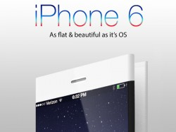 Apple Iphone 6 Concept Image Leak Feature News