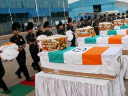 India Pays Tribute Five Martyrs