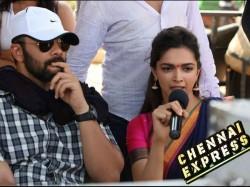 Shah Rukh Khans Chennai Express Creates History