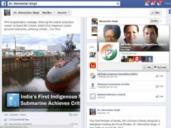 Pm Has Updated American Submarine Picture As Ins Arihant On Fb
