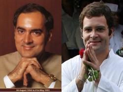How Rahul Gandhi Can Become Like Rajeev Gandhi
