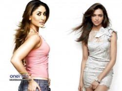 Kareena Kapoor Wants Her Name Come Before Name Film Deepika Padukone