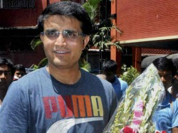 Sourav Ganguly Says No Politics