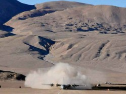 Iaf Shows Might China Lands Super Hercules Plane In Ladakh