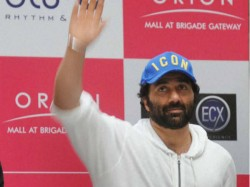 Sunny Deol Will Stand Elections Against Manish Tiwari