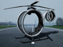 Amazing Zero Helicopter For Personal Transportation