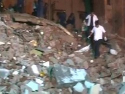 Building Collapsed In Vadodara 5 Dead Death Toll May Rise