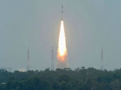 India S First Defence Satellite Gsat 7 Launched Successfully