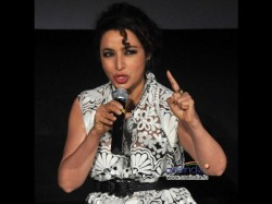 Tisca Chopra Walk Tiff Red Carpet