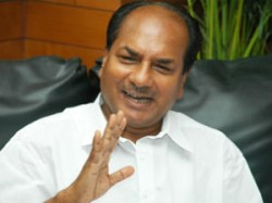 China Hasn T Occupied Indian Land Afresh A K Antony