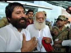 Asaram Bapu Lands Trouble Again Son Narayan Sai Booked Cheating
