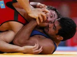 Wrestling Claims Back Olympic Games Spot