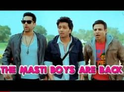 Delhi High Court Restrains Grand Masti Makers Showing Icici Bank Name