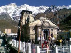 Worship In Kedarnath Temple Will Start From 11 Septmber