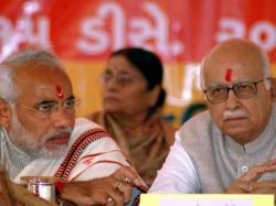 Modi Address Inauguration Iitram At Maninagar Advani Present