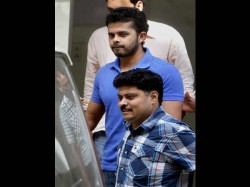 Ipl Spot Fixing Bcci May Ban Sreesanth For 5 Years