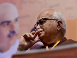 Advani Expresses Anguish Disappointment To Rajnath Singh