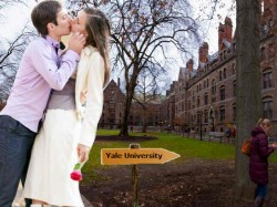 America Yale University Guides Students How To Get Intimate