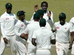 Zimbabwe Clinch Landmark Test Victory Over Pakistan
