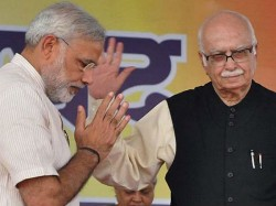 Is Bjp Forum Forced Advani To Praise Narendra Modi