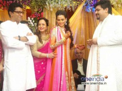 Rahul Thackeray Aditi Redkar Engagement Celebrations