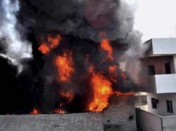 Blast Illegal Cracker Making Factory 8 Dead