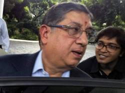 I Am Going To Contest Bcci Elections Says Defiant N Srinivasan