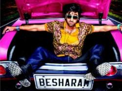 Besharam Dialogue Is Very Catching Interesting Ranbir Kapoor