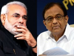 Narendra Modi Staging Fake Encounter With Facts Chidambaram