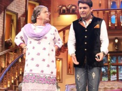 Comedy Nights With Kapil Set Catches Fire