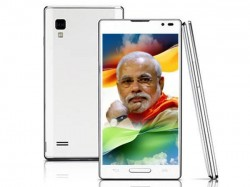 Smart Phone Called Smart Namo Launched After Narendra Modi