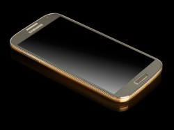 Samsung Galaxy S4 Gold Edition Launch Gulf News